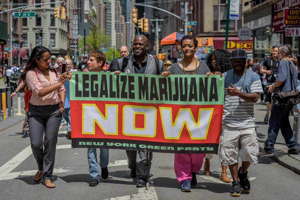 Can Article V Federally Legalize Cannabis?