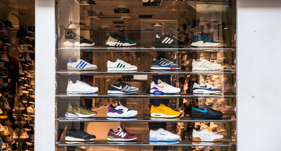 Adidas or Nike? Which Retail Giant is Winning The Sneakers War?