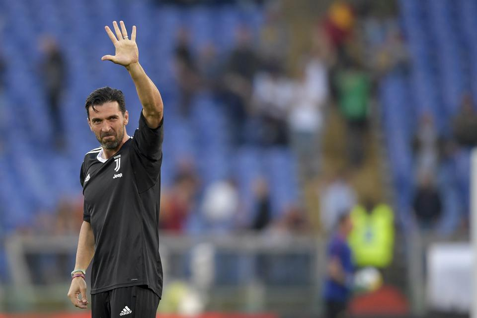 Gianluigi Buffon Memutuskan Untuk Pensiun