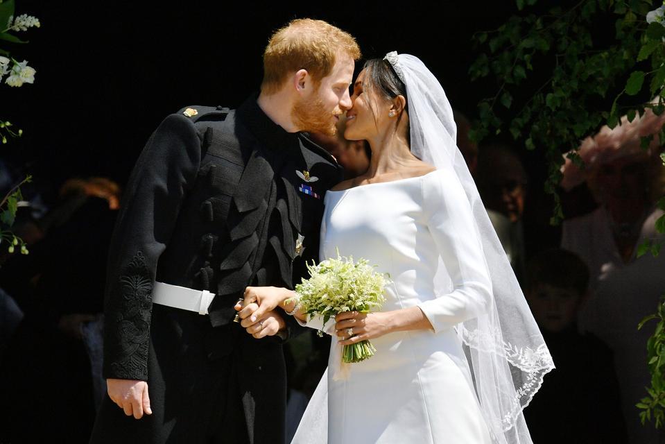 Resultado de imagen para Harris and Meghan wedding