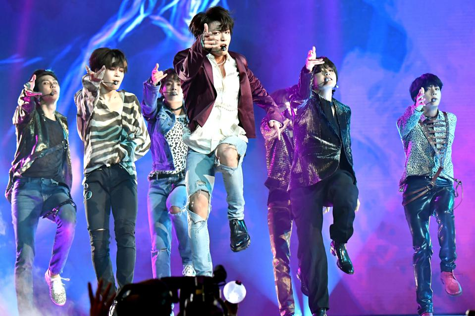 BTS Set Largest Worldwide Event Cinema Release With 'Love Yourself In Seoul'