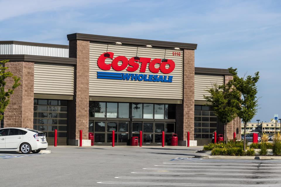 Costco Continues To Report Strong Sales
