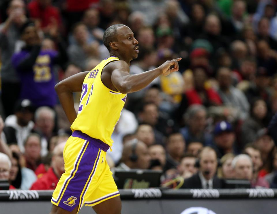 Amid Lakers' Lost Season, Andre Ingram Signing Is A Step In The Right Direction