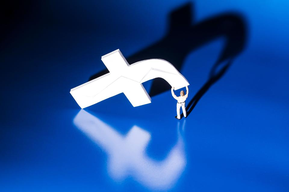 Does Facebook Survive Because Of Its Size Or Because We Gave Up On Privacy And Security?