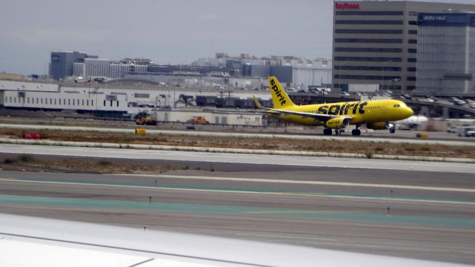 Spirit Pulls Ahead Of American And United In New Airline Rankings