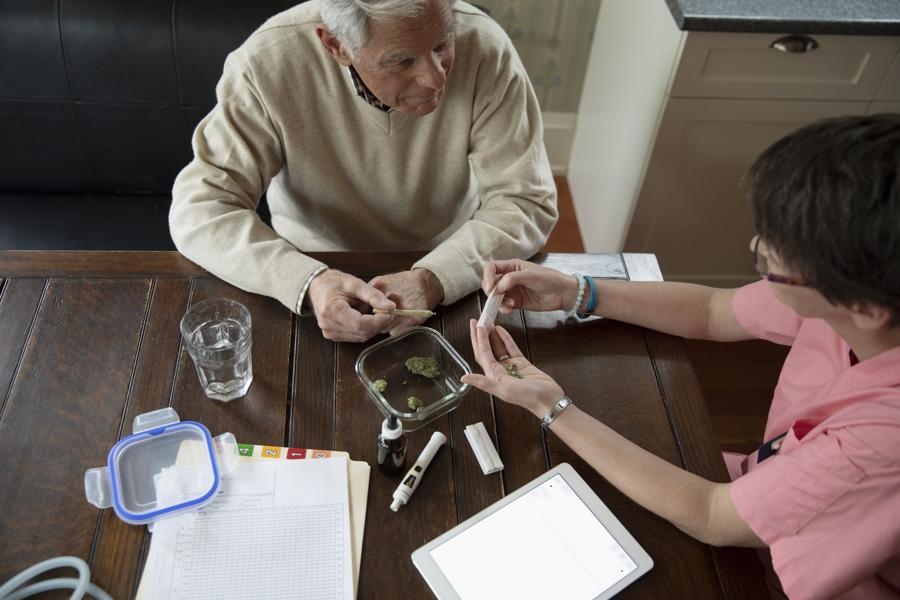 Seniors Drive Shift of Cannabis Perceptions Towards Wellness