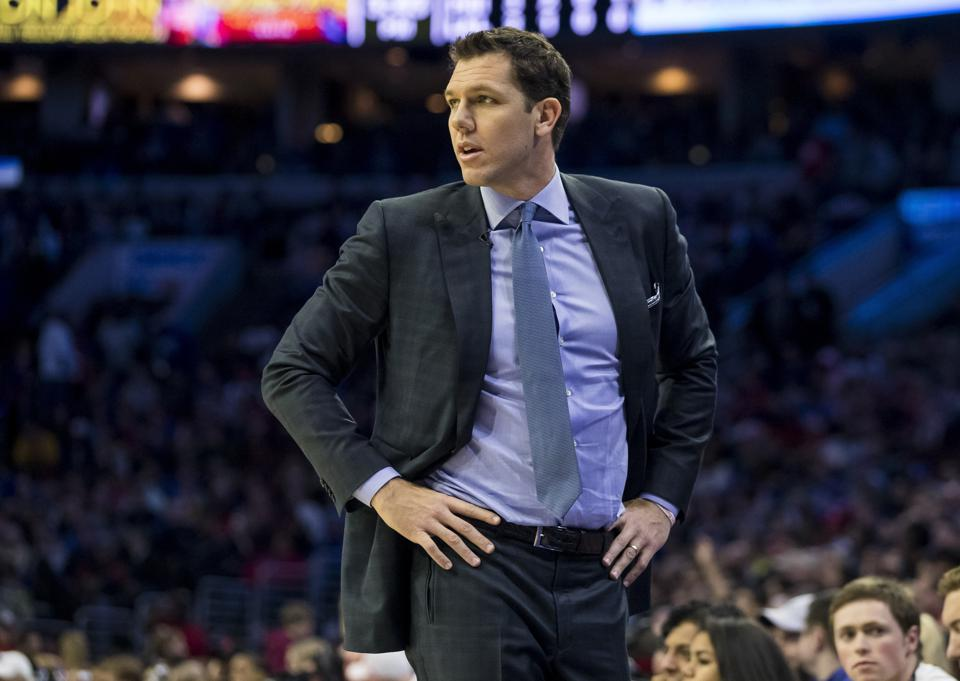 Bovada's Latest Coaching Odds For The Lakers Aims For Publicity, Not Reality