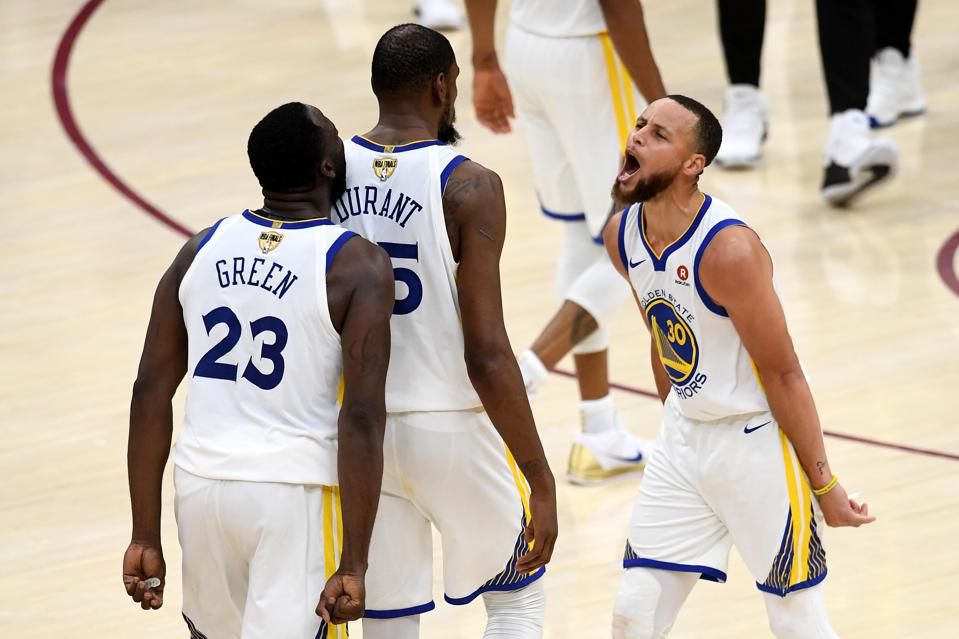 Even If The Golden State Warriors Were America's Team, They Aren't Now