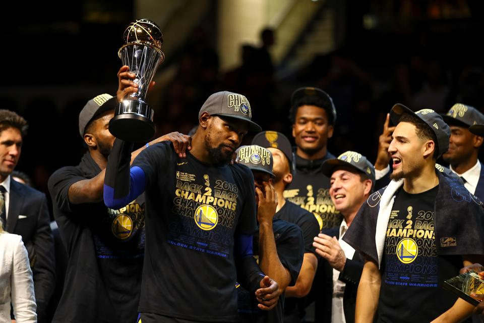 You Will Never Outperform Your Inner Circle: Why Kevin Durant Joined The Warriors