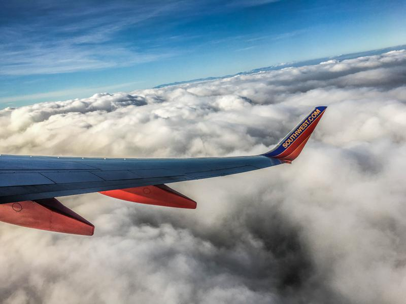 This Southwest Airlines Flash Sale Offers $59 Flights for March and April