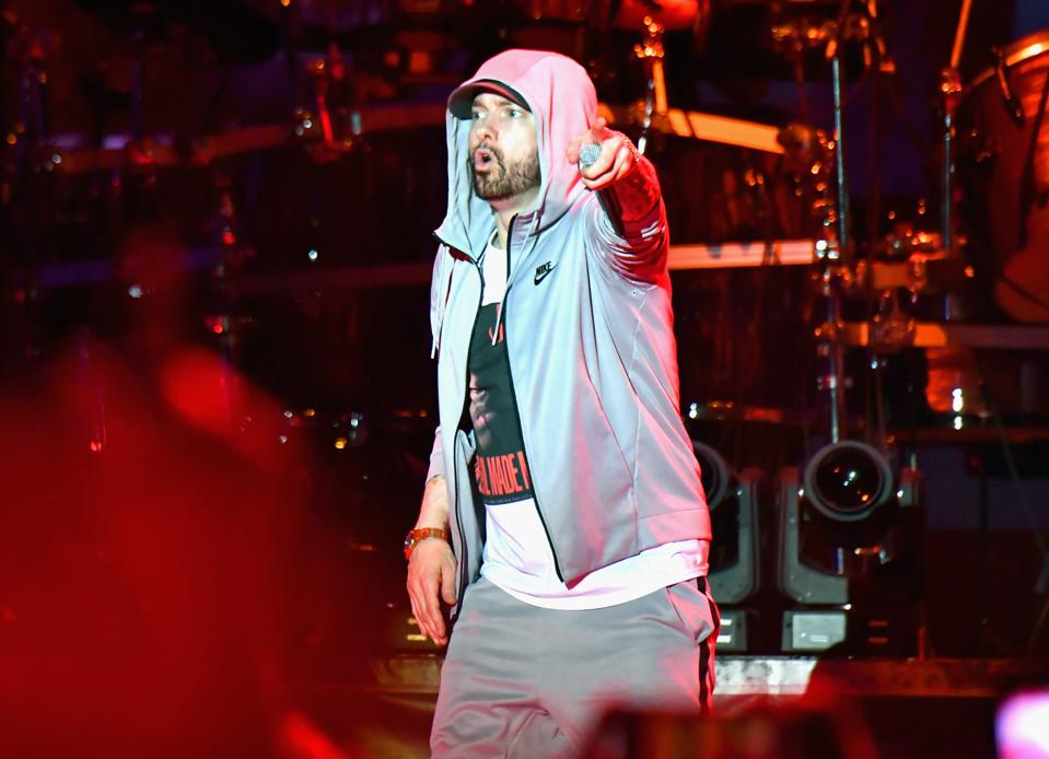 How Eminem Rebounded From A Nearly Career-Ending 2017 With 2018's 'Kamikaze' And 'Killshot'