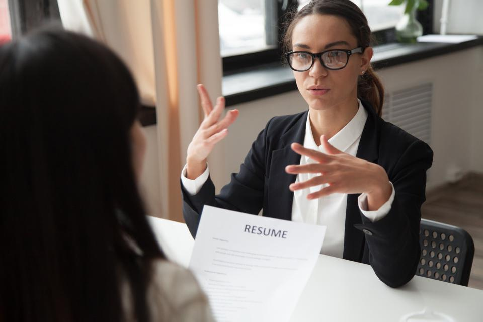 Most Job Seekers Fail To Prep For This Common Interview Question