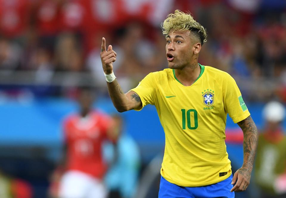 FIFA World Cup 2018 Schedule: Odds, Predictions For Brazil ...