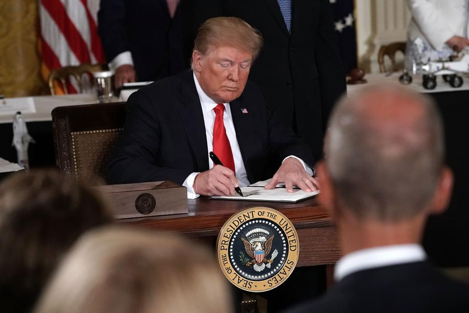 Trump's Space Force Could Increase Problematic Military ...