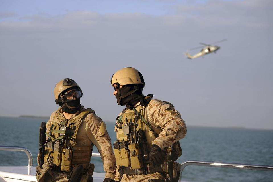 How Navy SEALs Plan, Lead and Learn