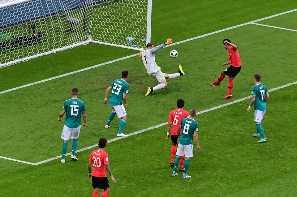 FuГџball Deutschland Gegen SГјdkorea
