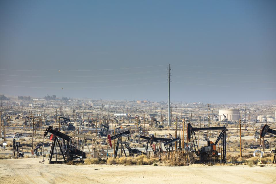 California's Oil Hypocrisy Presents A National Security Risk