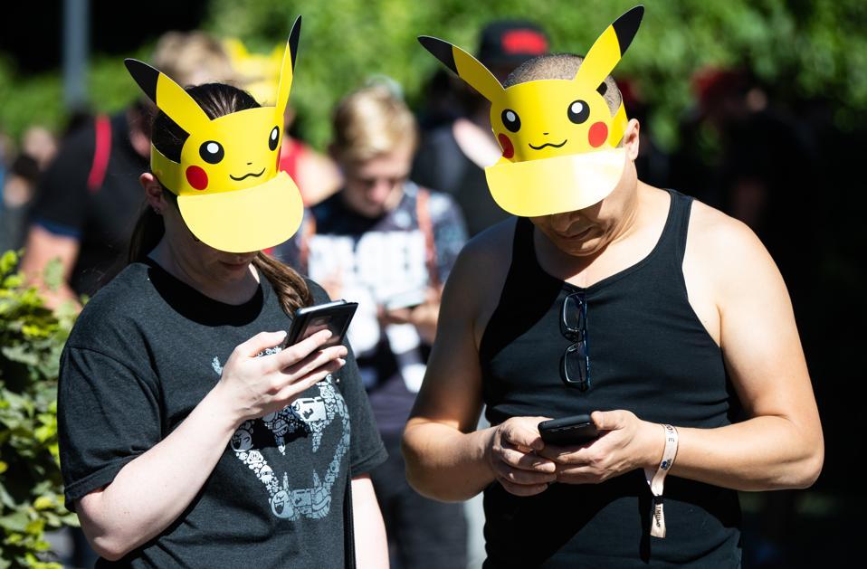 'Pokemon Go' Creator Niantic Scores $4B Valuation On $245M