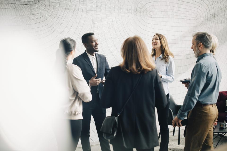 How To Start Networking -- Differently