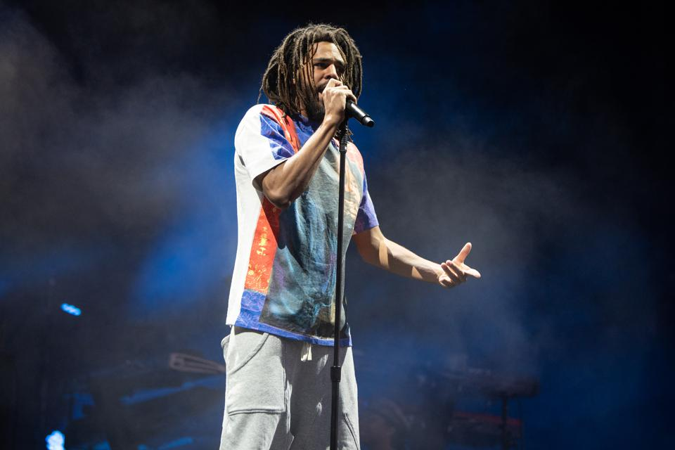 J. Cole Announces Release Date For New Single, 'Middle Child'
