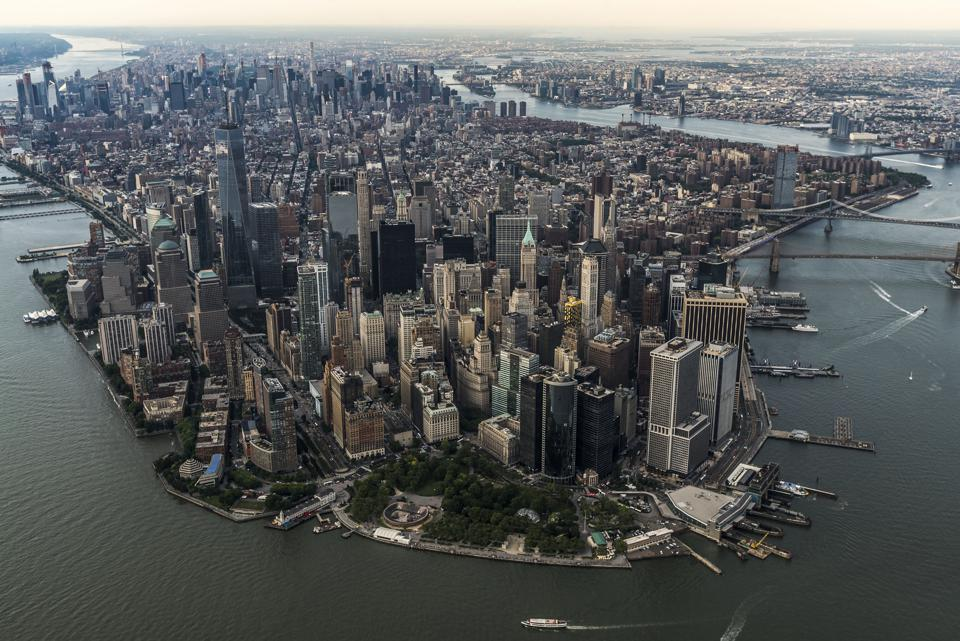 Uptown/Downtown: The Changing Luxury Landscape Of New York City