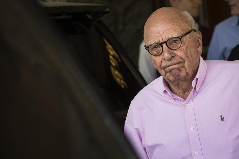 A Fox-News Corp Reunion Just Isn't In The Cards