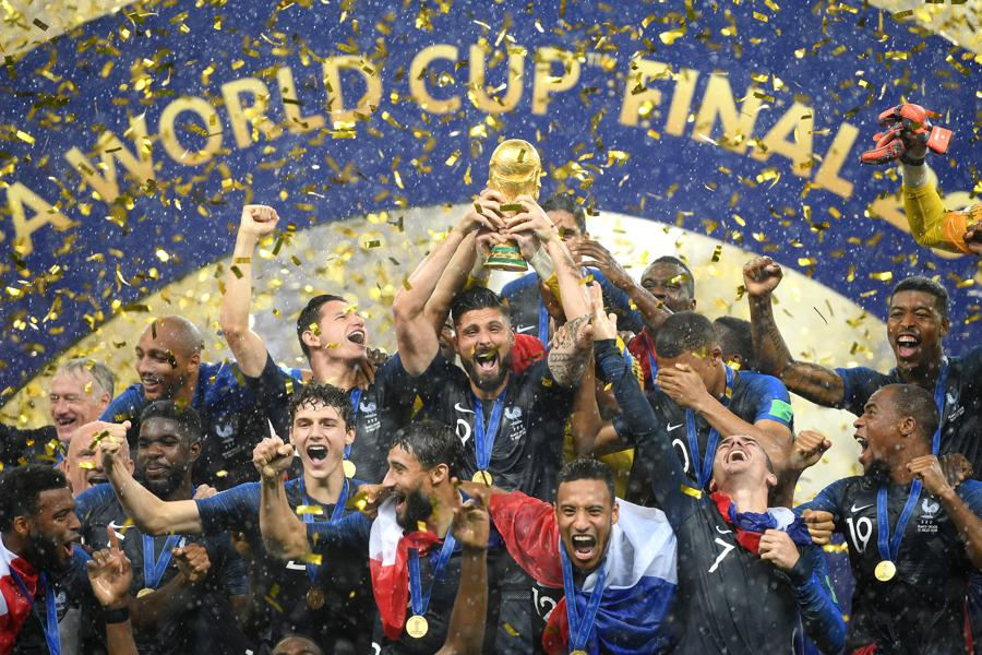 World Cup Final 2018: Five Reasons France Are Champions