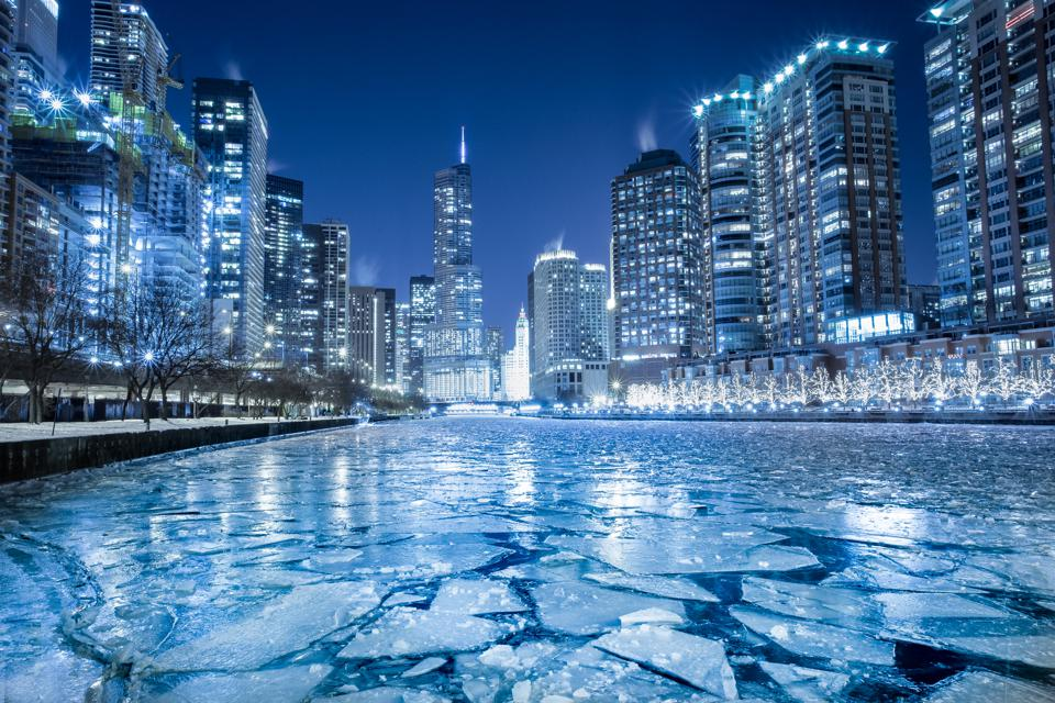 Chicago Will Be Colder Than Mount Everest, Arctic Tomorrow