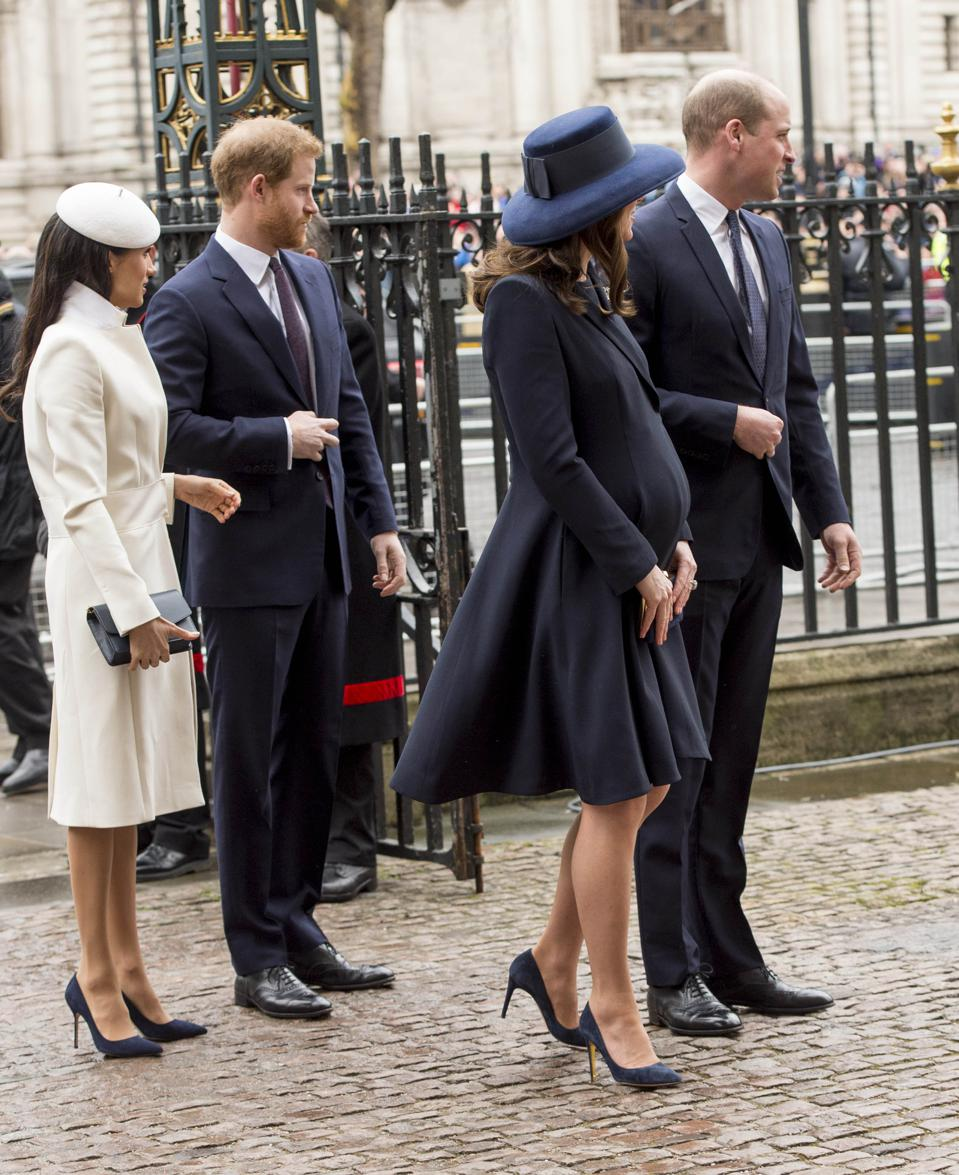 How Meghan Markle And Prince Harry Are Blazing A Style