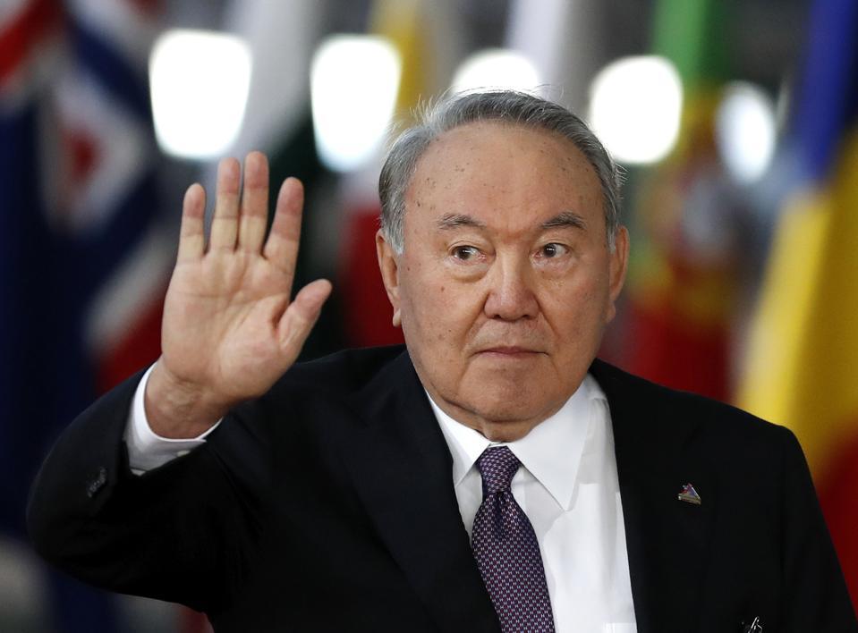 In Kazakhstan, Last Remaining Soviet-Era Leader Has Resigned