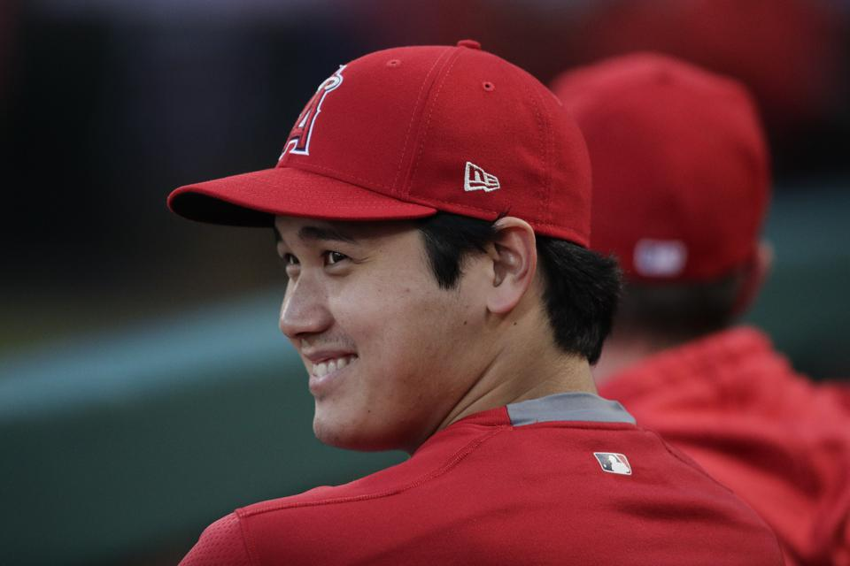 Shohei Ohtani Update: Japanese Two-Way Star Won't Hit For The Los Angeles Angels in April