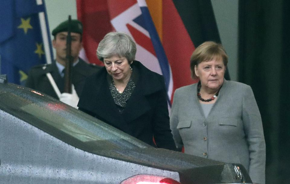 Brexit On The Brink: A Tragedy Of Two Prime Ministers' Making