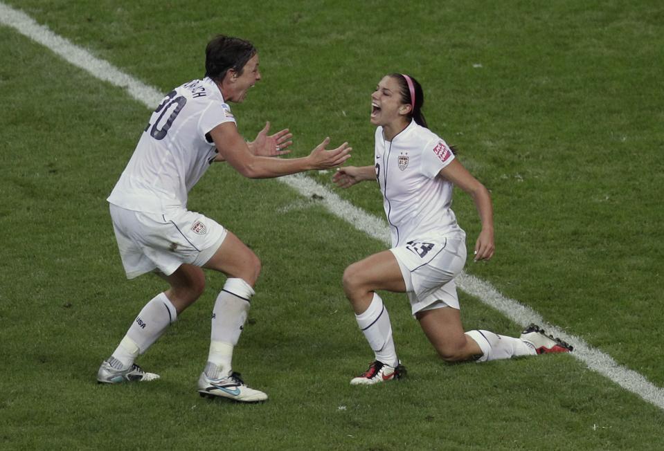 Revenue Disparity Explains Pay Disparity Between Soccer World Cup's Men And Women