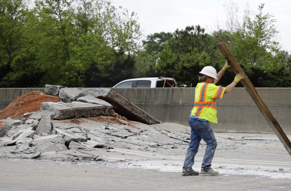 A Challenge To American Business: Fight For Infrastructure Spending, Or Suffer The Consequences