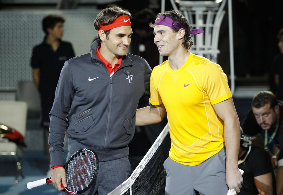 Is This The Year Roger Federer And Rafael Nadal Finally Meet At The U.S. Open?