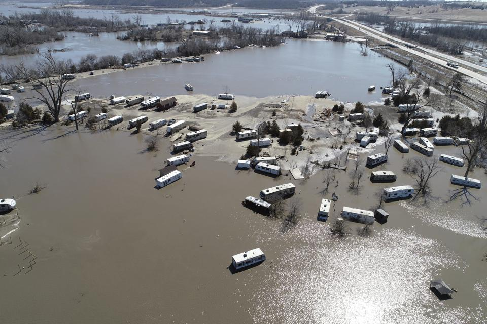 Unprecedented Floods Across The United States Are About To Get Even Worse