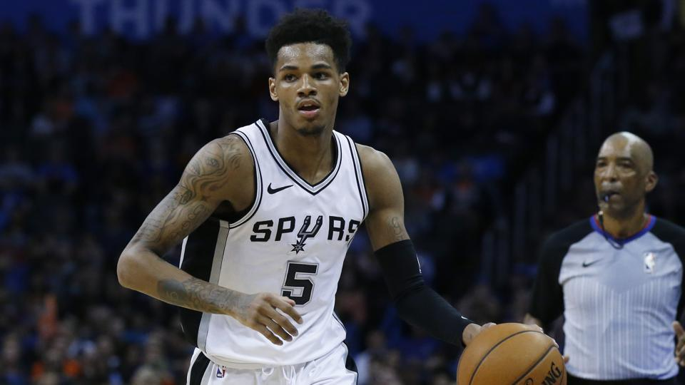 Dejounte Murray Should Want To Stay With Spurs 'Forever,' But A Potential Decision Lies Ahead