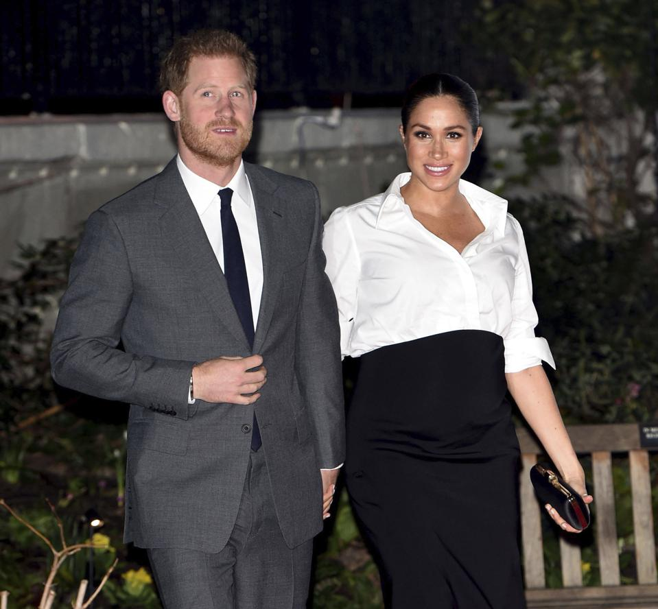 Meghan Markle: The Best Of Her Maternity Style Before Leaving The Spotlight