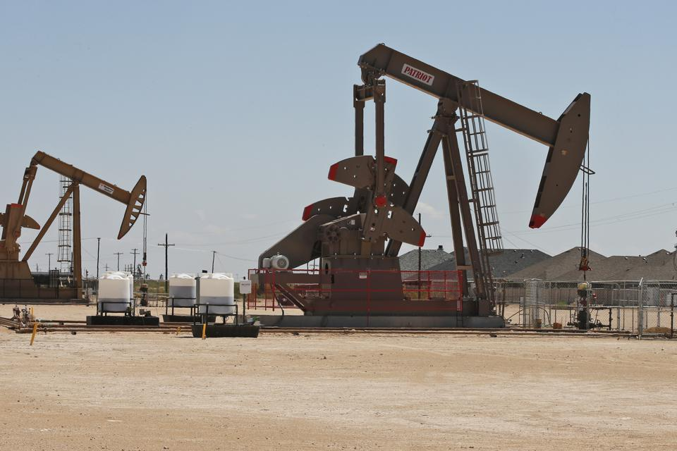 U.S. Crude Production Returns To Record Levels