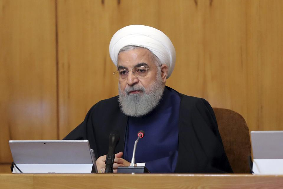 Iran's Leaders Attack 'Bullying White House' -- 'U.S. Playing A Dangerous Game'