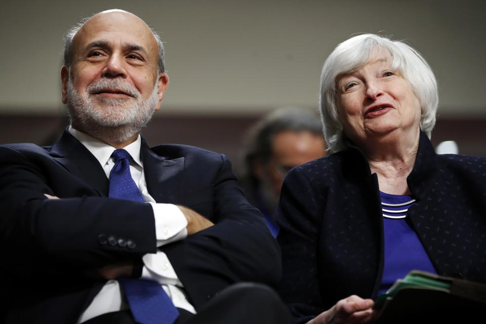 Bernanke And Yellen Ignore That The Discriminated Routinely Drive Progress