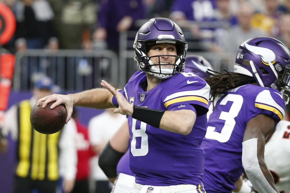 NFC North Has League's Best Quarterbacks, And Cousins Must Rise To The Task