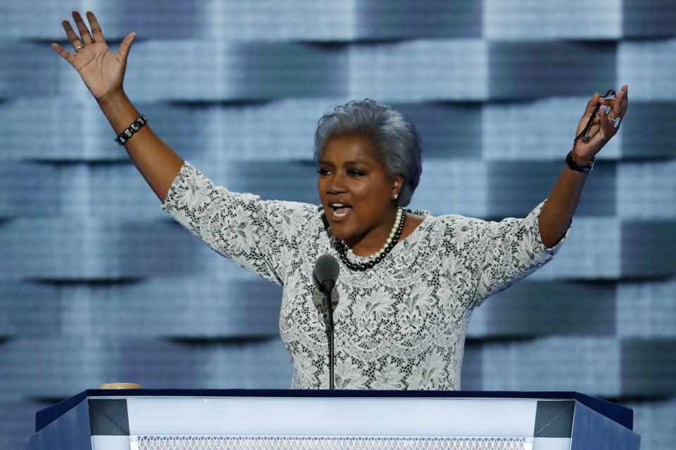 Donna Brazile Joins Fox News: 'I Know I'm Going To Get Criticized From My Friends'