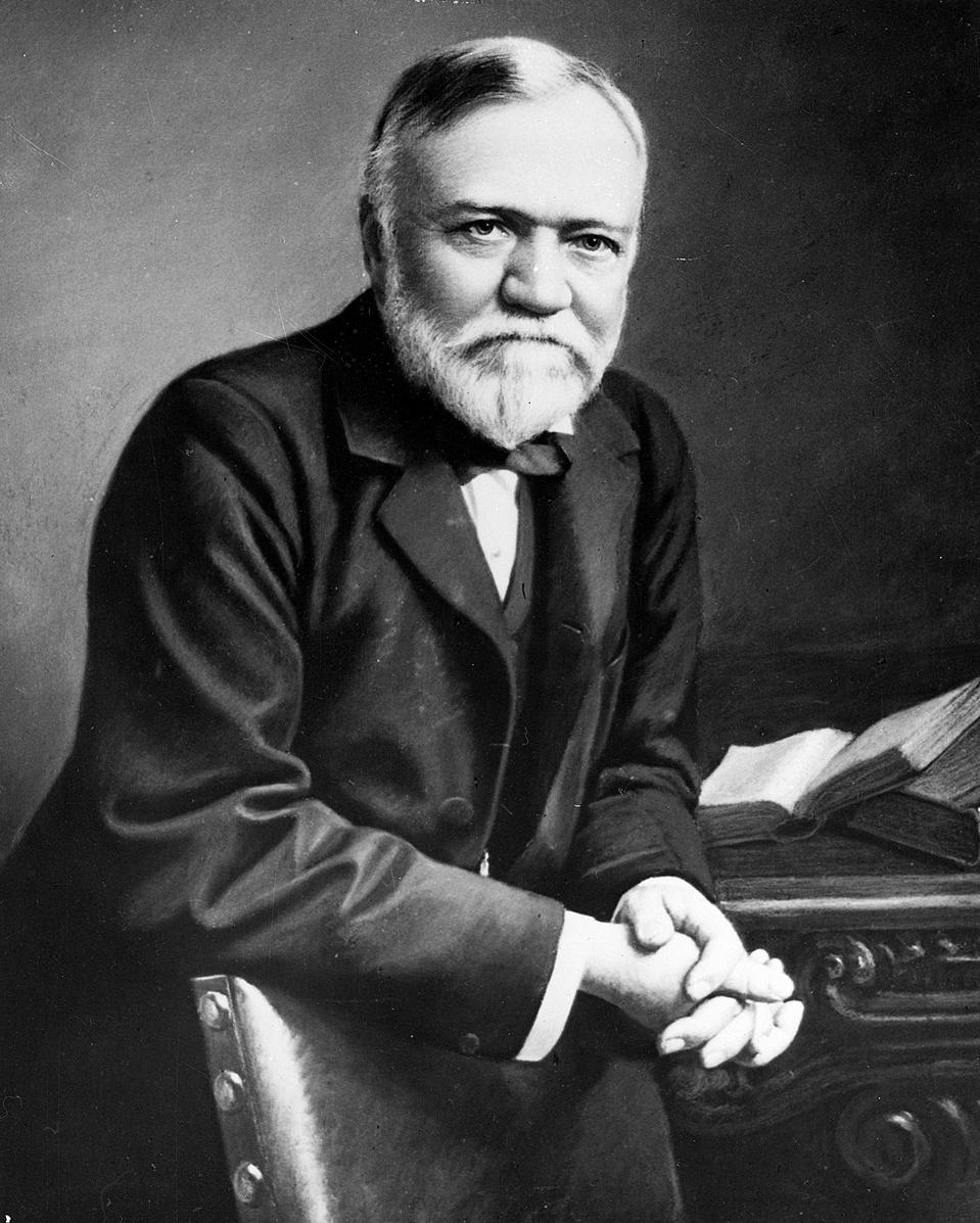 Andrew Carnegie, On Achieving Wealth And Prosperity