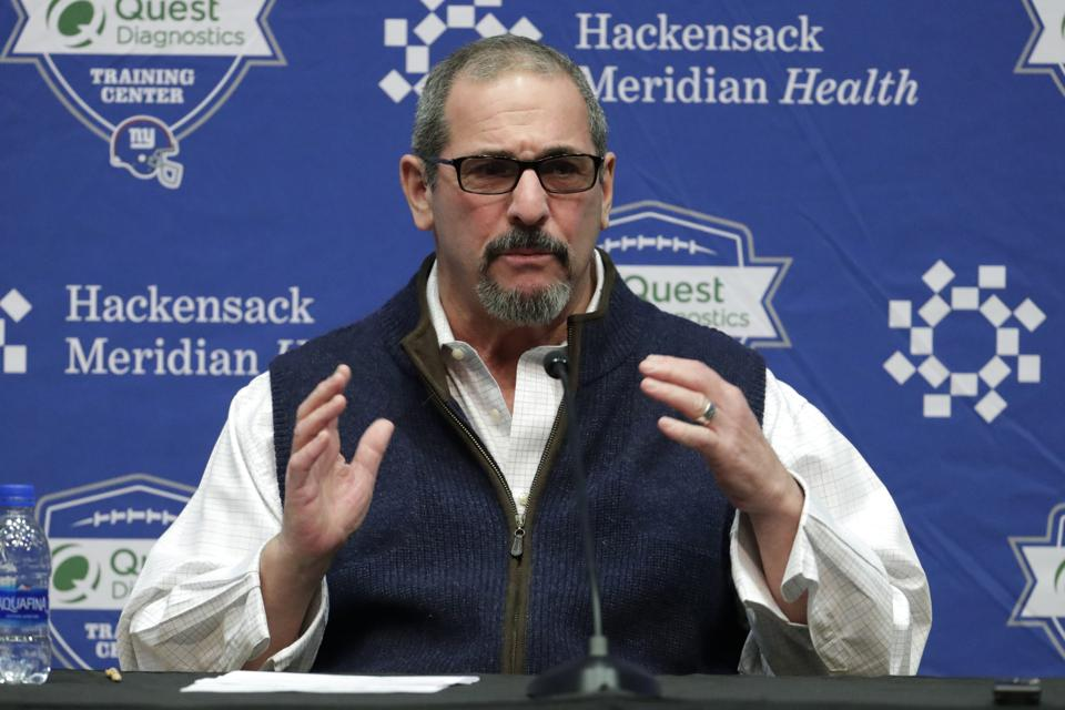 Gettleman: Giants Won't Force A Quarterback In Round One