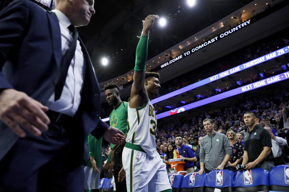 Why Marcus Smart's Ejection Was Doubly Costly