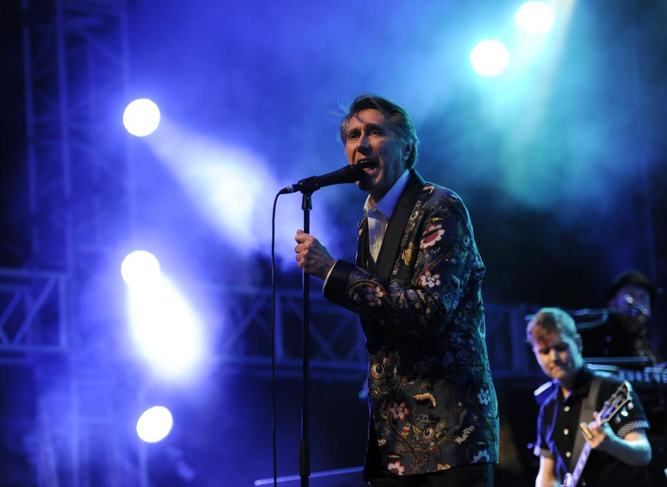 Roxy Music Frontman Bryan Ferry Returns To His Roots For 'Avalon' Inspired Tour