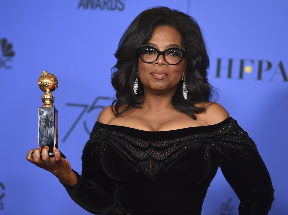 Oprah Just Gave A Master Class in Public Speaking. Here's What CEOs Should Learn From It