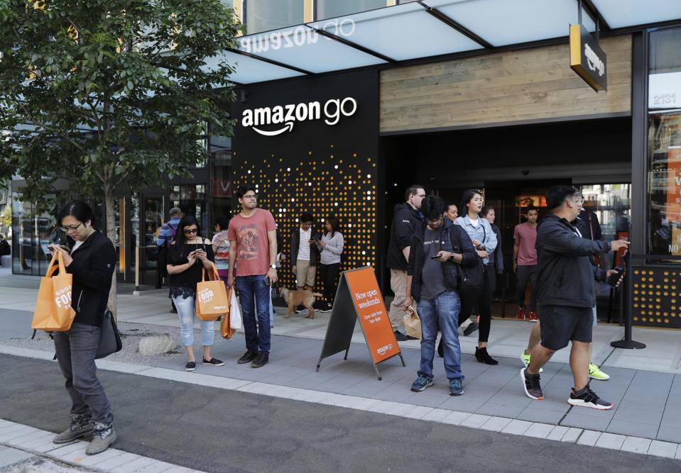 Amazon Go Means Goodbye Status Quo