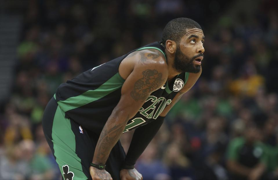 Boston Celtics Star Kyrie Irving Giving Back to His Community With Inaugural Kyrie Invitational